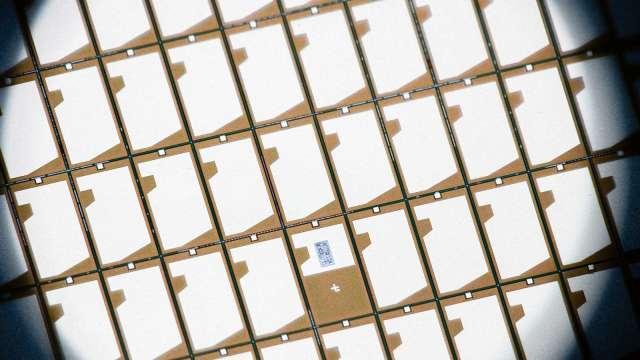 國碩集團轉型下一步 今年起量產8吋矽晶圓 啖半導體缺貨潮。(圖:AFP)