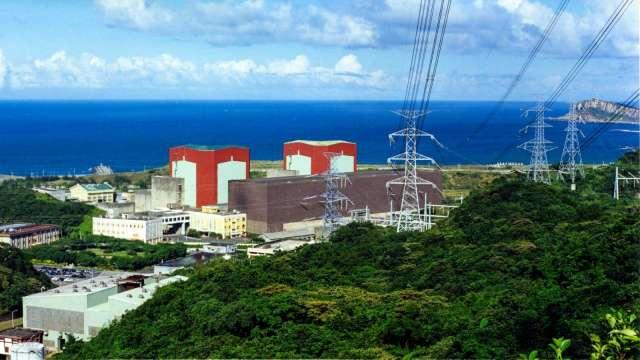 台電核二廠。(圖:台電提供)