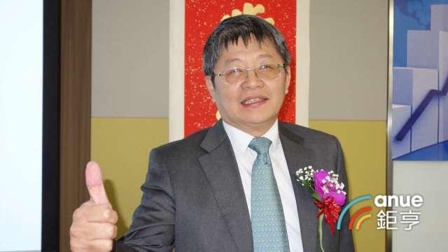 千附總經理賴志明昨日退休,遺缺由董事長張瓊如兼任。(鉅亨網記者張欽發攝)