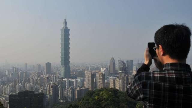彭博:台灣Q1房價漲幅已是6年最猛 年底前恐再攀峰 (圖片:AFP)