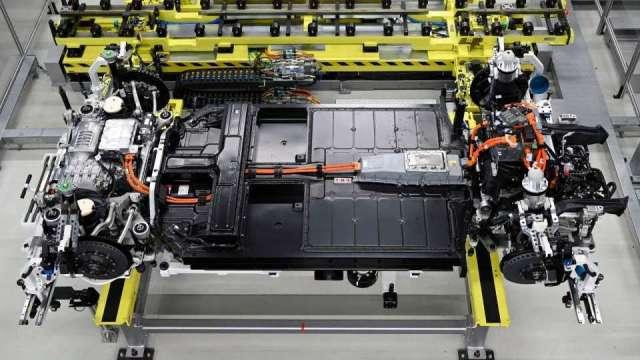 理想汽車6月交車數創新高 年增逾3倍(圖片:AFP)