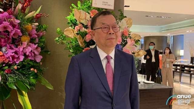 力積電董事長黃崇仁。(鉅亨網資料照)