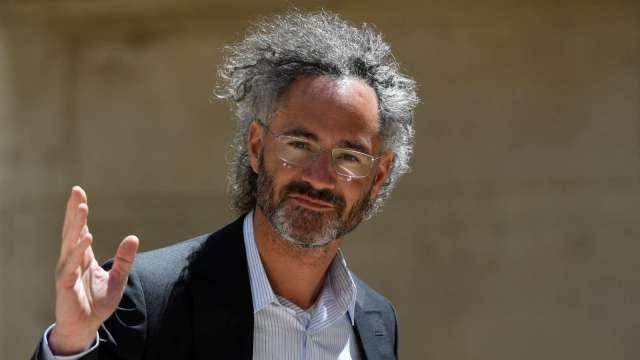 Palantir執行長Alexander Karp(圖:AFP)