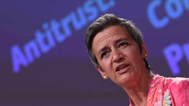 歐盟執委:歐洲擬對企業課徵數位稅 提供經濟復甦資金 (圖:AFP)