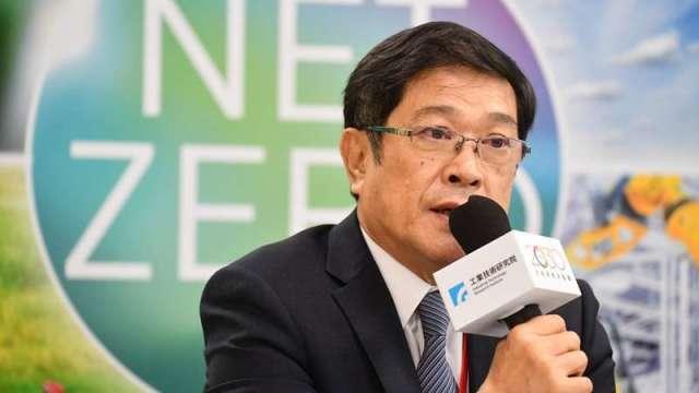 台灣電力公司董事長楊偉甫。電力部門占全球碳排比重高,各國電力產業必須加快腳步,為減碳做出貢獻。(圖:工業技術與資訊月刊)