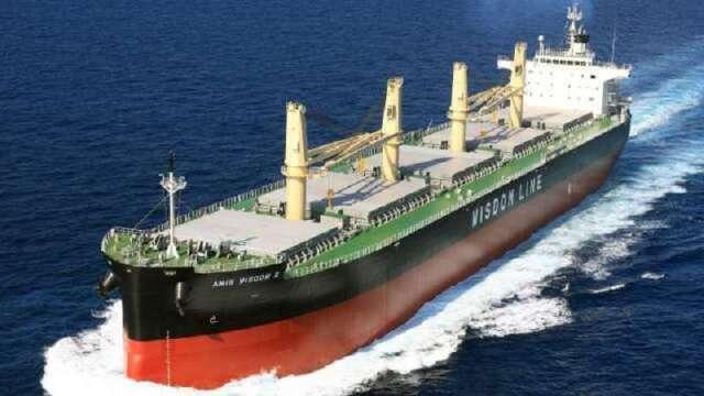 〈商品報價〉巴拿馬船型運價飆 BDI連四周收紅。(圖:慧洋提供)
