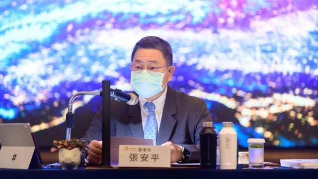 台泥董事長張安平。(圖:台泥提供)