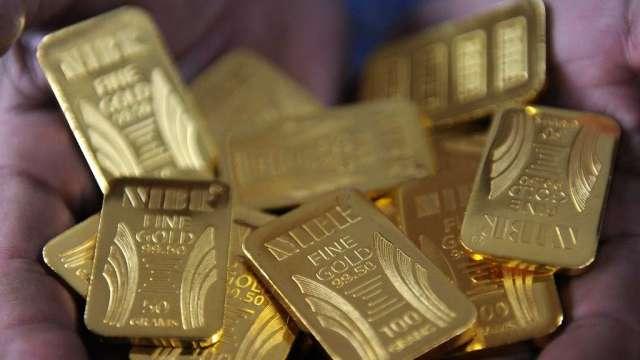 金價走弱後 全球央行重啟購買黃金興趣(圖:AFP)