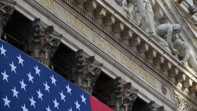 美股小幅上漲 市場關注本周聯準會會議紀要(圖:AFP)