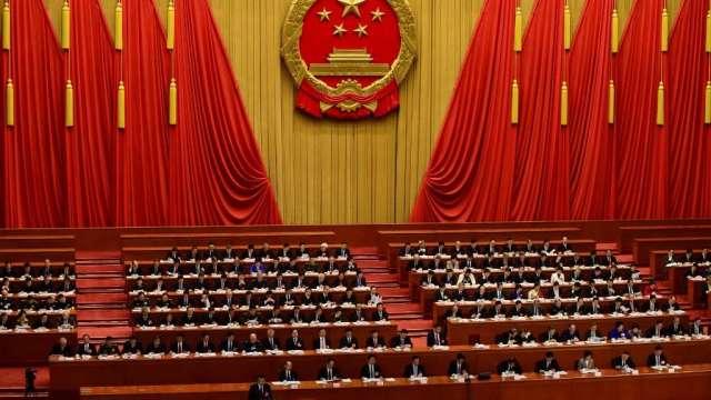 北京官方:加強中概股資訊安全規管 嚴打證券違法(圖:AFP)