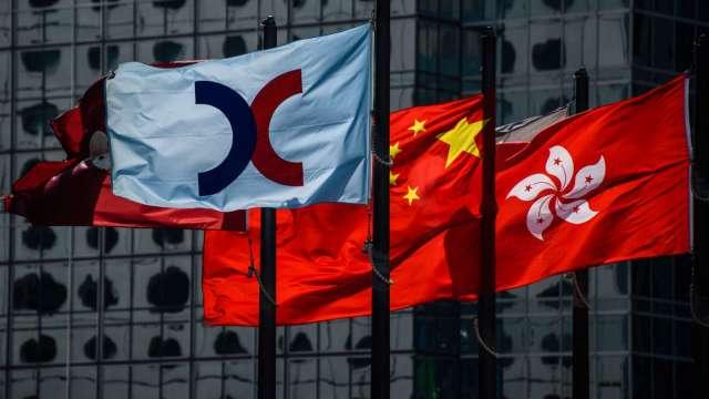 【袁志峰專欄】港股調整可能已屆尾聲(圖片:AFP)