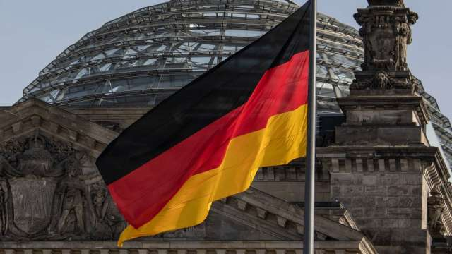 德國5月工業產出意外下跌0.3% 低於市場預期(圖片:AFP)