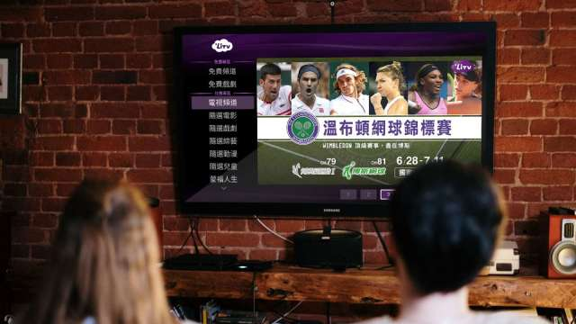 2021溫網錦標賽LiTV線上免費看 同步感受賽事最前線。(圖:LiTV立視線上影視提供)