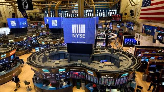 〈美股盤後〉Fed公布會議紀要 滴滴暴跌 標普續創新高 (圖片:AFP)
