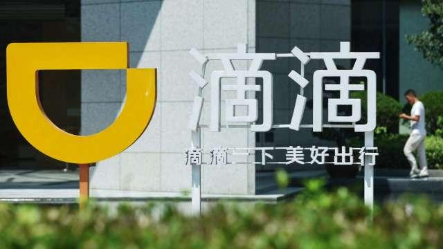 中國出拳華爾街嘆息 中概股昏黑一片。(圖片:AFP)