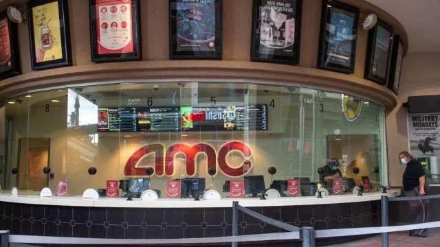 迷因股AMC、GameStop 創5月初以降最長跌勢  (圖片:AFP)