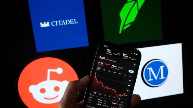 羅賓漢IPO最大的敵人竟是鄉民? reddit論壇瘋傳抵制(圖片:AFP)