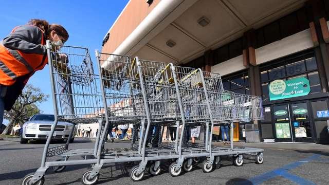 平靜無波成優點!零售商Kroger易成遺珠 反而有上漲空間 (圖片:AFP)
