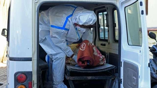 全球新冠肺炎病歿人數累計達到400萬 只花82天就多百萬人 (圖:AFP)