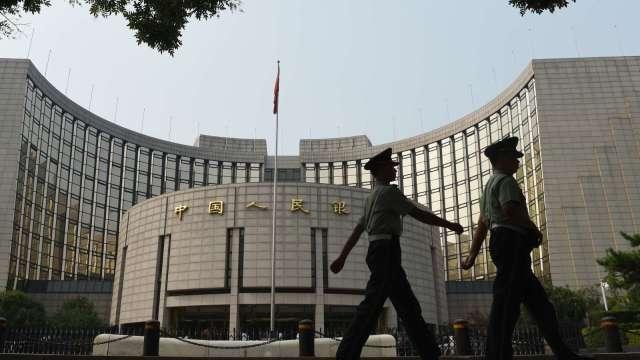 中國官方重提「降準」 彭博:可能「定向」在協助中小企業(圖:AFP)