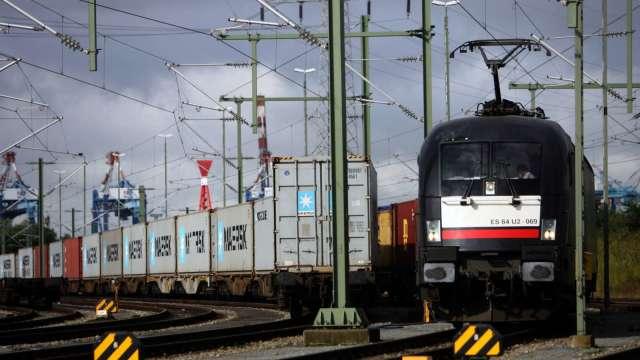 拜登擬頒行政命令促進海運、鐵路市場競爭 助企業節省運輸成本    (圖:AFP)