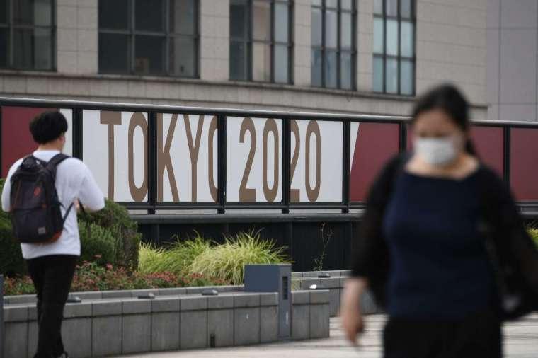 東奧五方即將宣布,東京奧運「無觀眾」入場 (圖片:AFP)