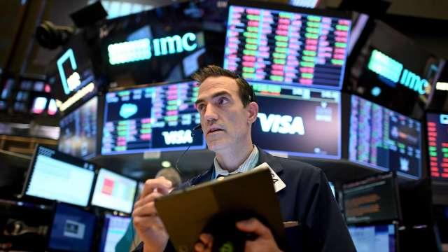 專家:美公債殖利率下跌 暗示出市場的「成長恐慌」(圖片:AFP)