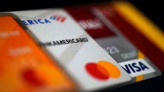 又開始寅吃卯糧?美國消費者借貸急速增加(圖:AFP)