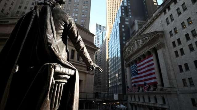 中概股新蛋股價5天飆漲5倍 憑什麼橫空出世?(圖:AFP)