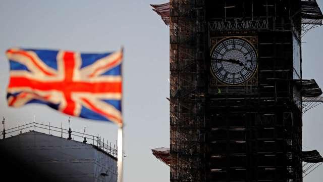 英國5月GDP反彈不如預期 晶片短缺打擊汽車製造業(圖片:AFP)