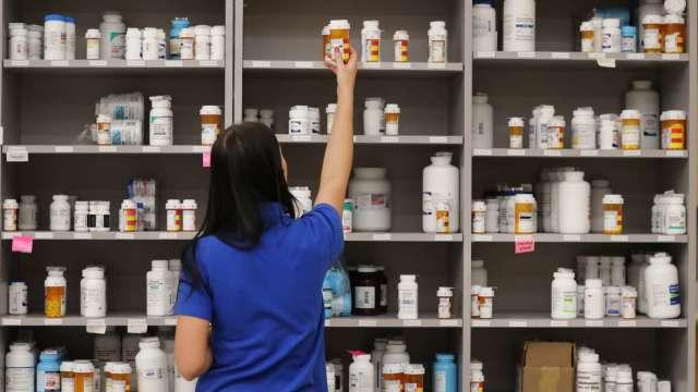 東生華明年兩藥品上市 2024年營收貢獻破億元。(圖:AFP)