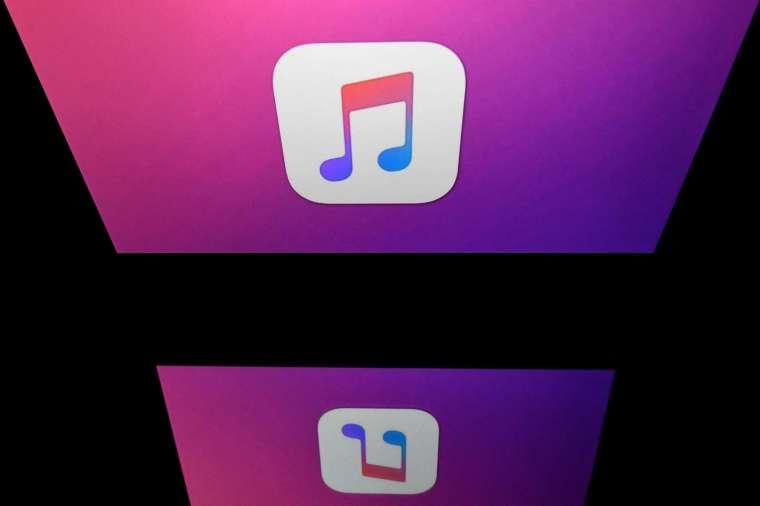 蘋果 iTunes Store 推出讓比爾蓋茲感到措手不及 (圖片:AFP)
