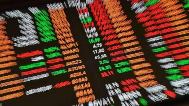 變種病毒攪局 新興股市受打擊。(圖:AFP)