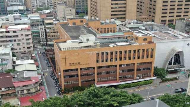 台北市公館福音大樓房地由國美建設濟盟建設以39 .29億元標走,溢價率達52%。(圖:CBRE提供)