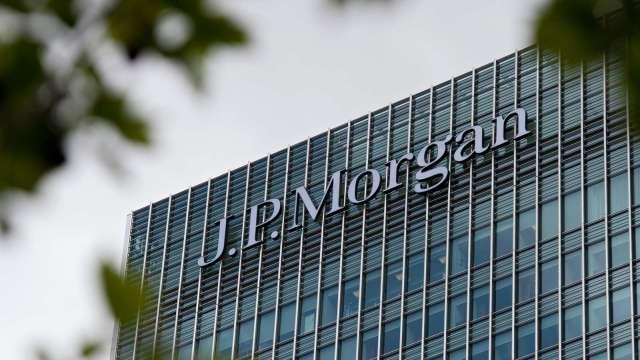 〈財報〉企業併購升溫+釋放30億美元貸款損失準備 小摩Q2獲利翻倍 (圖:AFP)