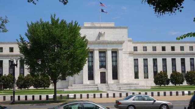 鴿派官員轉向?Fed布拉德:該準備削減購債了(圖:AFP)