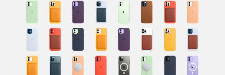 MagSafe 為蘋果的全新的配件生態系統 (圖片:蘋果官網)