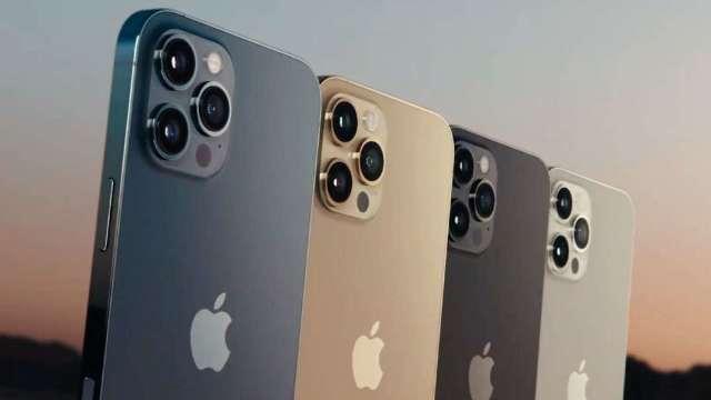 蘋果iPhone 13產量傳提高20% 年底供貨量上看9千萬支 (圖:AFP)