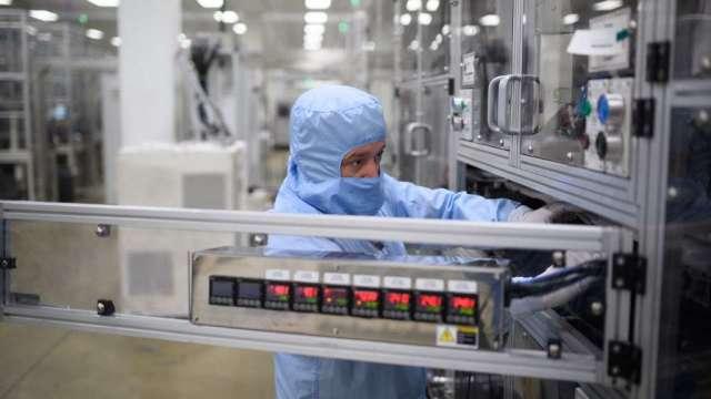 LG化學擬砸87億美元 加速發展電池材料環保技術(圖片:AFP)