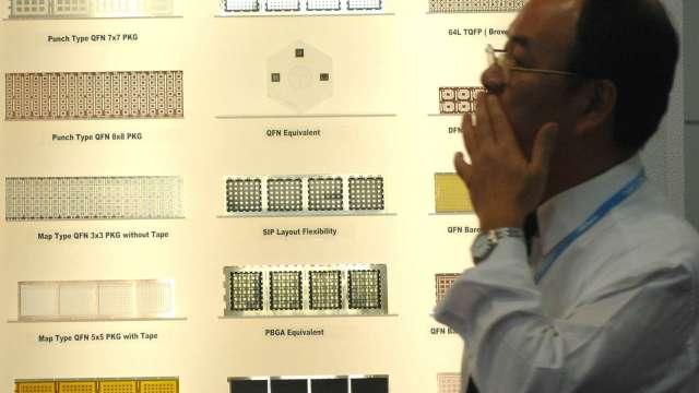 界霖馬國子公司今起復工 維持60%員工出勤。(圖:AFP)
