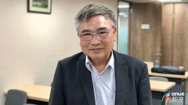 凌通董事長黃洲杰。(鉅亨網資料照)