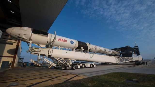 太空公司夯 Q2投資金額創紀錄達45億美元(圖片:AFP)