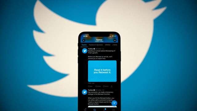 成效不彰!推特放棄自動消失傳訊功能Fleets  (圖片:AFP)
