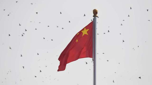 中國6月工業增加值年增8.3% 優於預期(圖片:AFP)