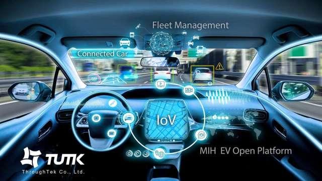 物聯智慧加入MIH聯盟 再攜手歐特斯布局車聯網。(圖:物聯智慧提供)