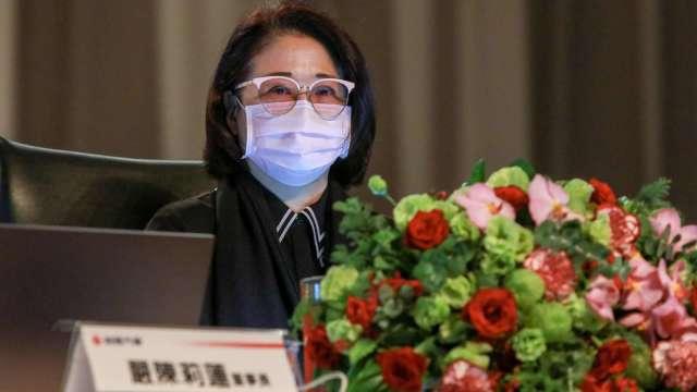 裕隆董事長嚴陳莉蓮。(圖:裕隆提供)