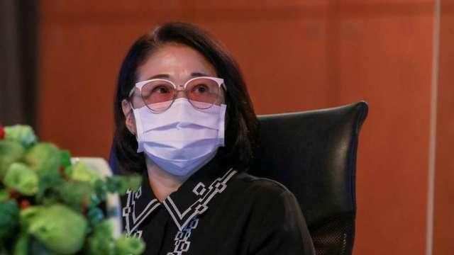 中華汽車董事長嚴陳莉蓮。(圖:中華車提供)