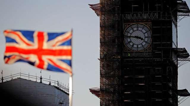 英國截至5月三個月ILO失業率回升至4.8%(圖片:AFP)