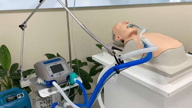 精英攜手工研院開發呼吸器,奪首批國際訂單將進軍印度。(圖:精英提供)