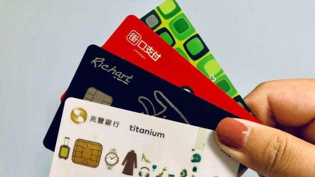 搶微解封內需商機 信用卡推虛實平台促刷優惠。(圖:業者提供)